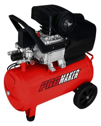 PROMAKER 6 Gallon Horizontal Air compressor 115PSI PRO-CP24