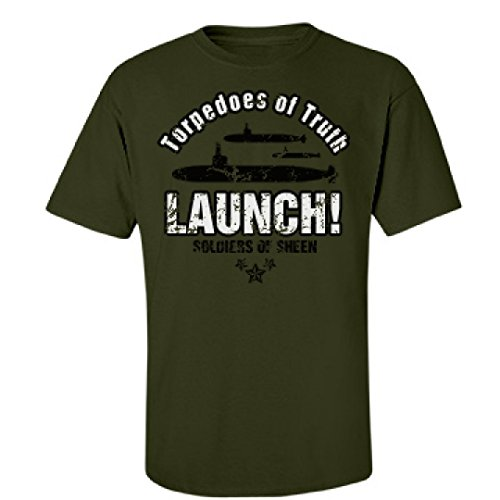 Torpedoes of Truth: Unisex Fruit of the Loom T-Shirt