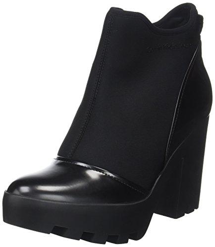 Box Smooth Stiefel Neoprene Klein Calvin Damen Sibyl wCUI4nq