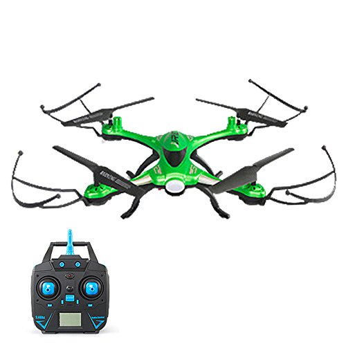 JJRC H31 Waterproof Drone no Camera 2.4G 4CH 6-Axis Gyro Headless Mode and One Key Return Rolling RC Quadcopter (green)
