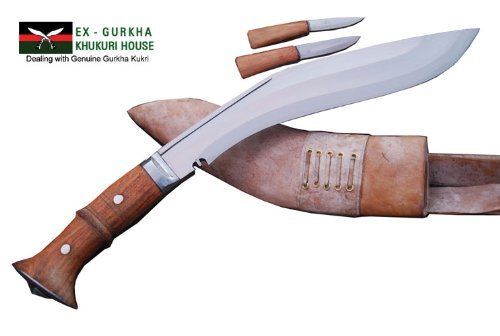 EGKH. Genuine Gurkha Full Tang Kukri Knife - 11