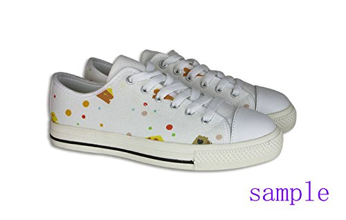 Scarpe Da Donna Low Top Scarpe Chirstmas Ball Design Newlowtopball10