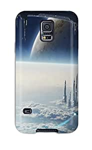 Everett L. Carrasquillo's Shop 9069846K17482636 MarvinDGarcia Case Cover Skin For Galaxy S5 (ring Of Heaven)
