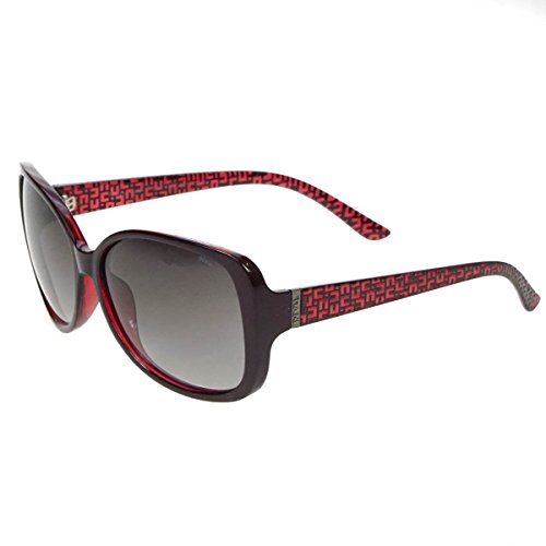 1511d67977 Invu Burgundy Ultra Polarized Ladies Sunglasses B2628C