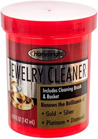Homebright Jewelry Cleaner 2 Pack / Homebright Jewelry Cleaner 2 Pack
