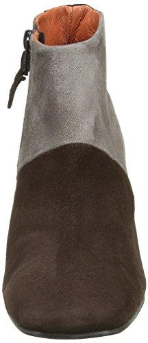 Elizabeth Stuart Ladies Picola 300 3 Stivali E Stivaletti Marrone - Marron (multi Moka)
