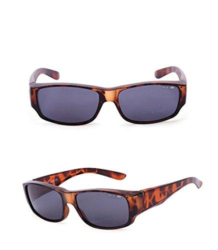 Léopard soleil de professionnel lunettes de Miroir CHshop aYUHqA