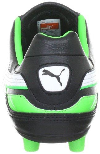 fluro Liga Fußball Green Puma Sportschuhe i Schwarz Herren Finale FG 06 Black white 102003 RCqPw