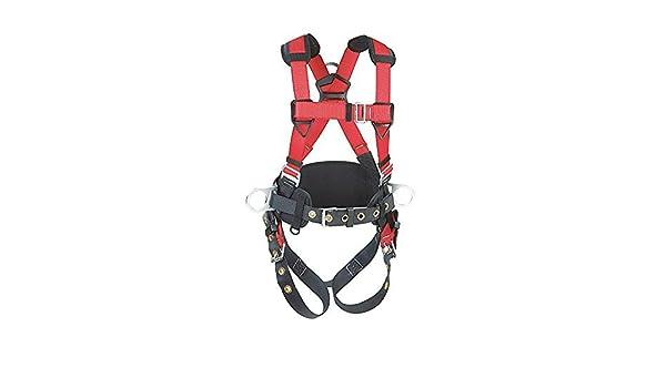 Protecta – 1191210 – Pro Arnés de cuerpo completo con 420 lb ...