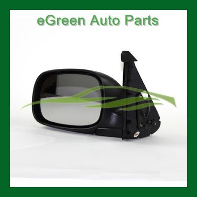 TOYOTA PICK UP TUNDRA MIRROR POWER LEFT (DRIVER SIDE) WITH HEAT,CHR,DOUBLE CAB/SR5 2003-2006