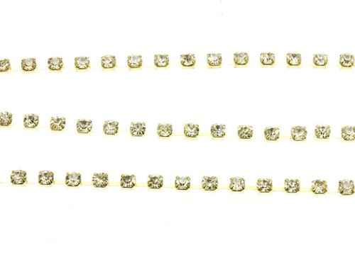 Clear layered boot chain anklet Fashion Jewelry Costume Jewelry fashion accessory Beautiful Charms