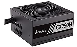 CORSAIR CXM series CX750M 750W 80 PLUS BRONZE Haswell Ready ATX12V & EPS12V Modular Power Supply