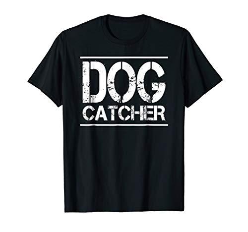 Dog Catcher Halloween Costume T-Shirt -