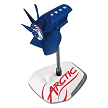 ARCTIC ABACO-BRZUS01-BL Breeze USB Desktop Fan with Flexible Neck and Adjustable Fan Speed