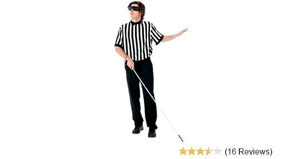 Amazon.com  FunWorld Men s Blind Referee Kit ee9b2e0fe