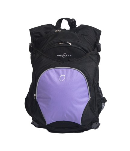 obersee-innsbruck-diaper-bag-backpack-with-detachable-cooler-black-purple