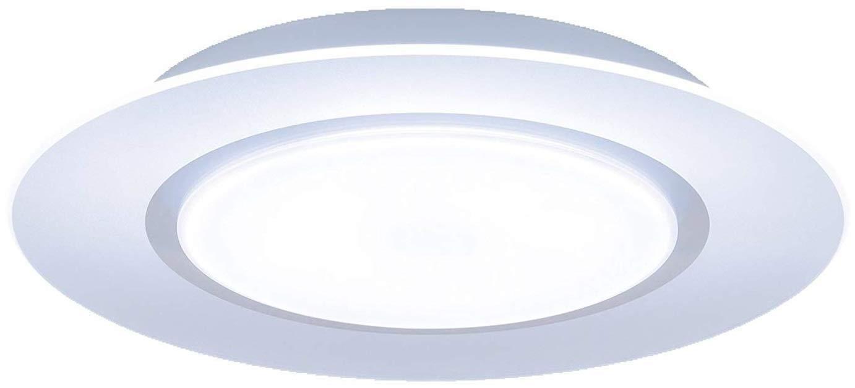パナソニック LEDシーリングライト AIR PANEL LED 調光調色タイプ リモコン付 ~8畳 スタンダードモデル HH-CD0880A B07G365CM6  8畳