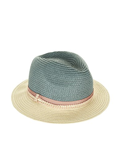 Accessorize-Two-Tone-Ribbon-Trim-Trilby-Hat-womens
