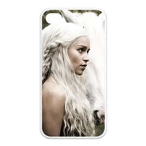 DesignerDIY Custom Popular Cover TV Drama Series Game Of Thrones TPU Shell Case For ipad touch 4 Iphone4Apr8004