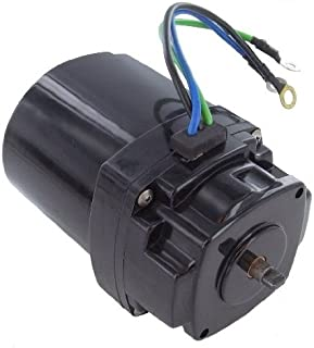 amazon com tilt trim motor mercruiser marine floor mount 88183a5 rh amazon com Mercruiser Trim Limit Switch Wiring mercruiser trim motor wiring