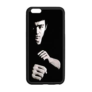 iphone 4s Case, [Bruce Lee] iphone 4s Case Custom Durable Case Cover for iPhone TPU case(Laser Technology)