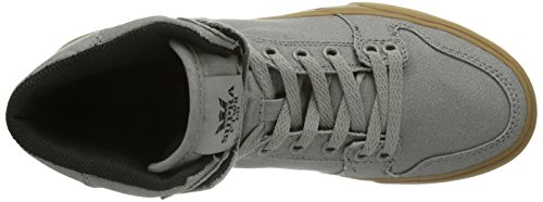 High Vaider Supra Storm Top Gum Sneaker Grey R6xnd75qxw