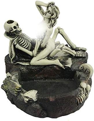 灰皿 , ボーイフレンドガールフレンド誕生日プレゼントファッション灰皿クリエイティブパーソナリティサプライズファンセックス灰皿