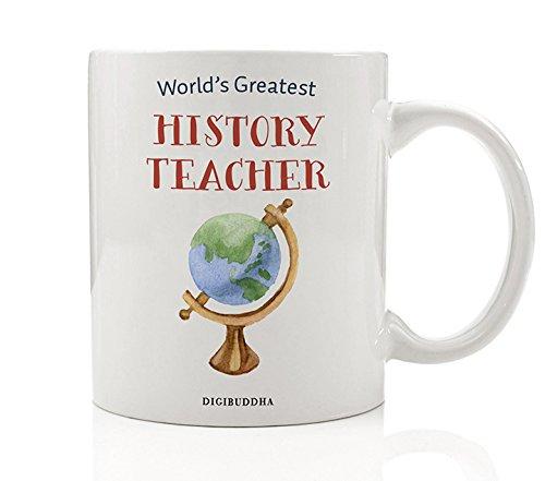 History Teaching Institute: History Teacher Gifts, World's Greatest History Teacher