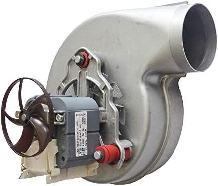 Easyricambi Motor Extractor Aspirador Humos para Estufa de pellets ...