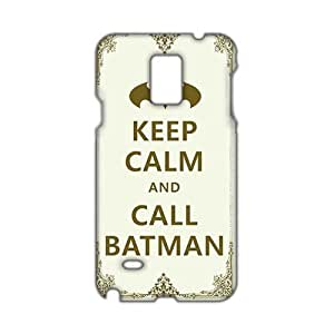 Simple motto call Batman 3D Phone Case for Diy For Touch 5 Case Cover