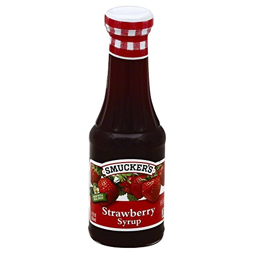 Smuckers Syrup Strawbry Ntrl by Smucker's