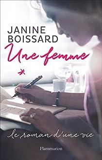 Une femme par Boissard