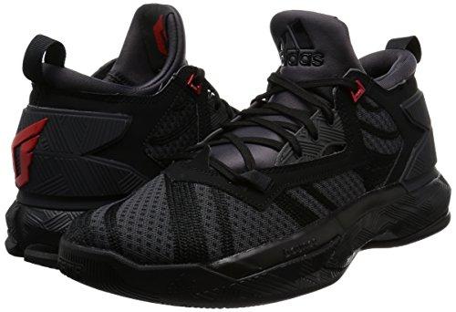 De Hommes Neguti Les Pour Adidas negbas 2 Noirs Rojint D Lillard Chaussures Basket ball qxWWzpgIw8