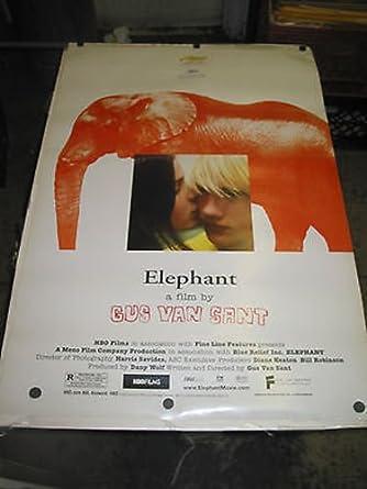 Image result for Elephant Van Sant movie poster