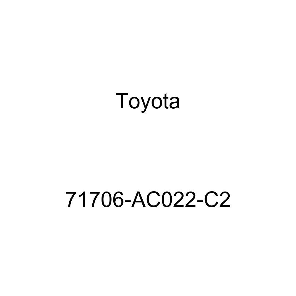 TOYOTA Genuine 71706-AC022-C2 Seat Back Board