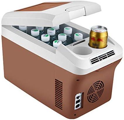 ポータブルトラックミニカー冷蔵庫、15L 24V / 220V車/家庭用冷蔵庫、温度調整できない