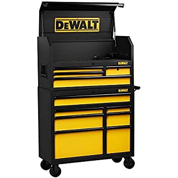 Amazon Com Dewalt Dwmt78074 Rolling Tool Cabinet Set 40