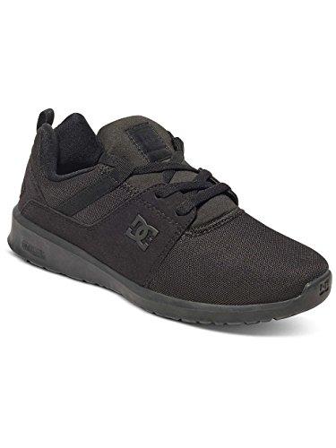 DC Shoes Heathrow J - Zapatillas de Deporte Mujer negro