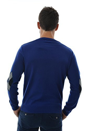 pull hiver scotch and soda 14040760016 bleu