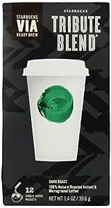 Starbucks VIA® Tribute Blend® Coffee