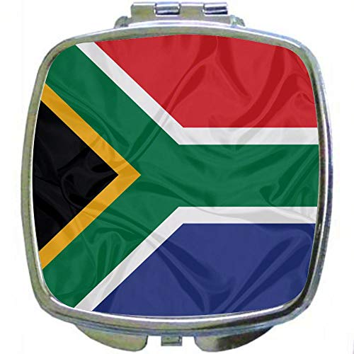 Square Compact Mirror Personal Mirror - South Africa -