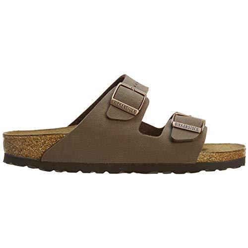 - Birkenstock Unisex Arizona Sandal,Mocha Birkibuc,39 N EU