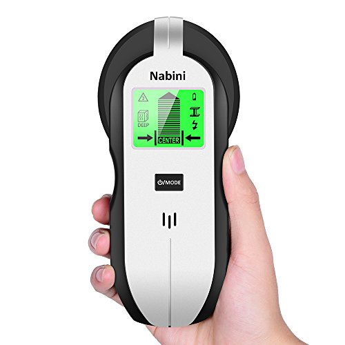 Digital Stud Finder Wall Scanner - Multi Function Electronic Stud Sensor Wall Detector Center Finding Wall Metal Detector -