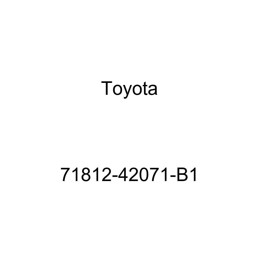 TOYOTA Genuine 71812-42071-B1 Seat Cushion Shield