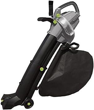Aspirador soplador triturador eléctrico 3000 W telescópico: Amazon.es: Bricolaje y herramientas
