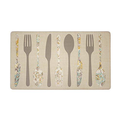 Laura Ashley Hereford Silverware Anti-Fatigue Comfort 20