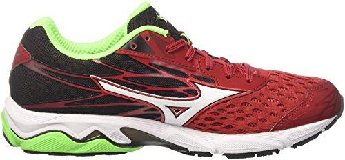 Mizuno 2 Homme Catalyst Chaussures de Wave Formulaonewhiteblack Multicolore Running BarBqwzx