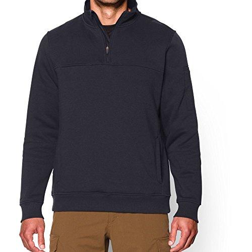 - Under Armour Men's Tac Job 2.0 Fleece, Dark Navy Blue /Dark Navy Blue, Medium