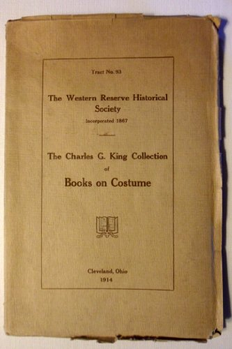 The Charles G. King Collection Of Books On Costume]()