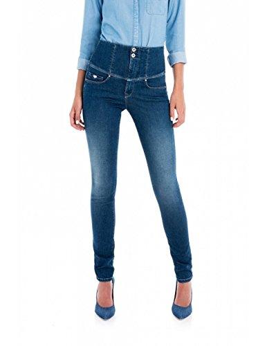 Diva Soft Touch Con Salsa Jeans Blu Skinny qRSdSCpI